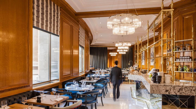 Marriott Hotel County Hall – Gillray's Steakhouse