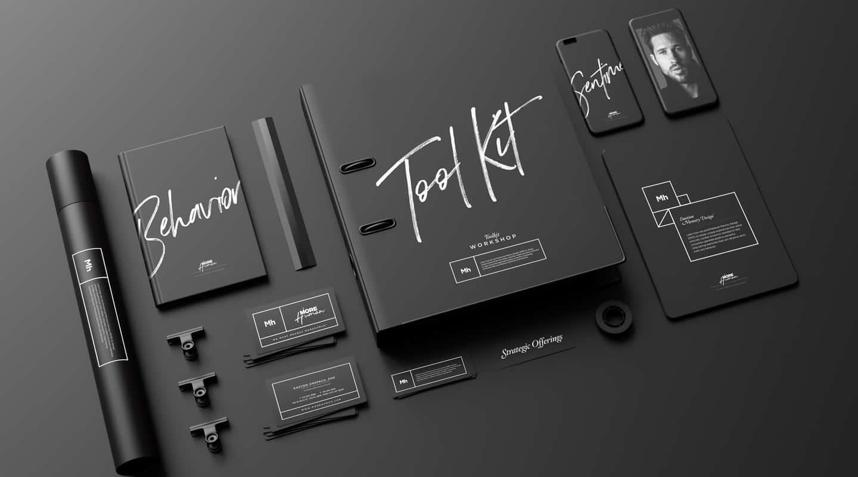More Human – Branding